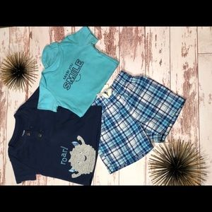 Carters Just One You 3 piece Set